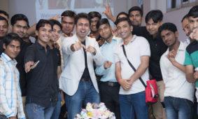 Birthday Celebrations in Delhi