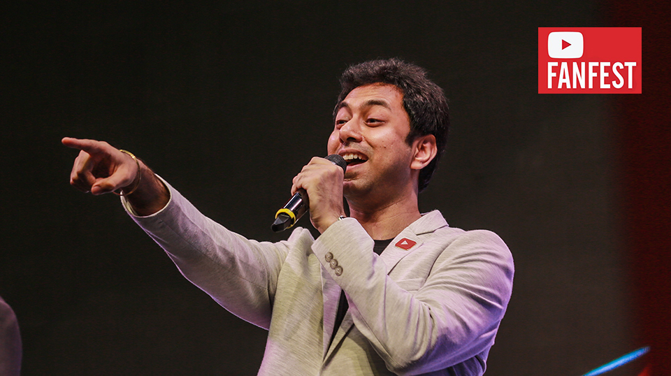 Youtube fanfest Gurugram 2019