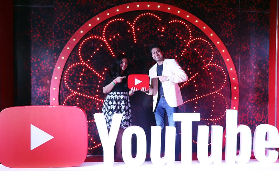 YouTube's Social Networking Party in Delhi