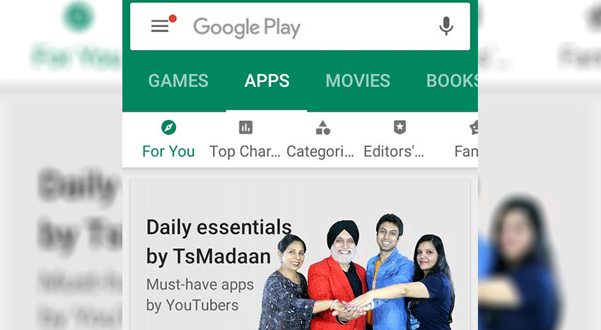 Google Play Guest Editor