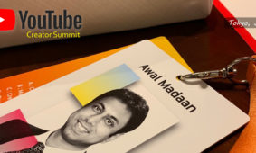 Youtube Creator Summit Tokyo, Japan